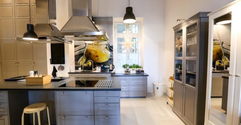 Kuchnia Spotkan Ikea Niepowtarzalny Projekt W Polsce Mowia Na Miescie