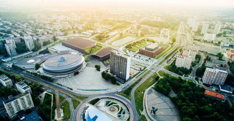 Zobaczcie Katowice, jakich jeszcze nie znacie!