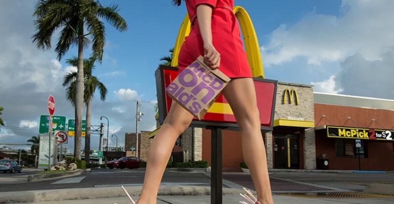McDonald's w ładnym papierku, czyli... dalej McDonald's