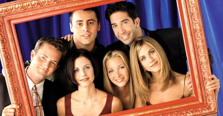 """""""Friends"""" reaktywacja!"""