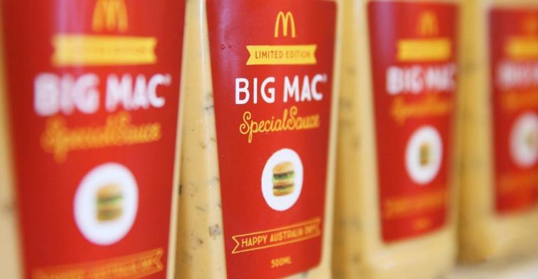 Sekretny sos do BigMaca w sprzedaży!