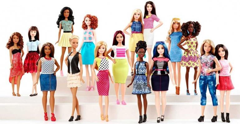 Rewolucja Barbie! Lalka szczupła, puszystsza, wysoka lub niska