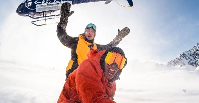 The Fourth Phase – superprodukcja snowboardowa Travisa Rice'a