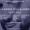 Wygraj bilety na Ricardo Villalobos
