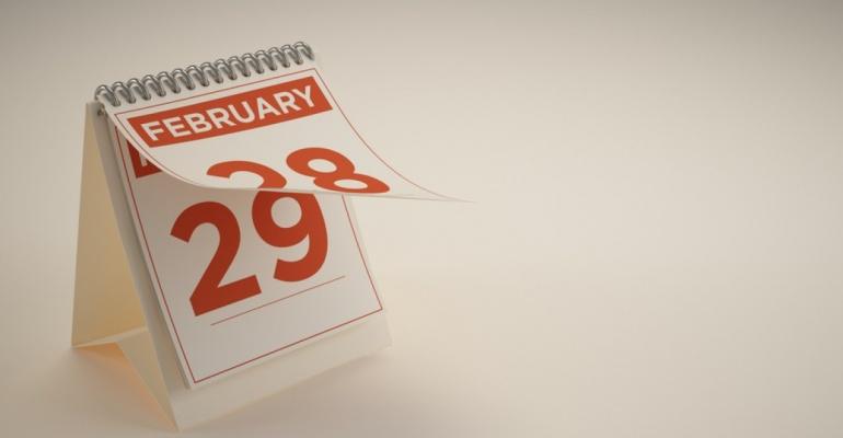 29 lutego - oświadcz się swojemu facetowi, zjedz robaka. Leap Day - poznajcie przesądy dnia!