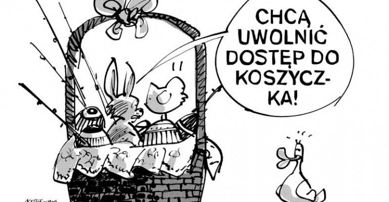 Polscy rysownicy na Święta