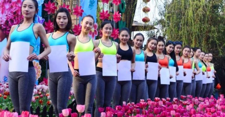 #A4 challenge czyli najnowsza chińska moda na Instagramie