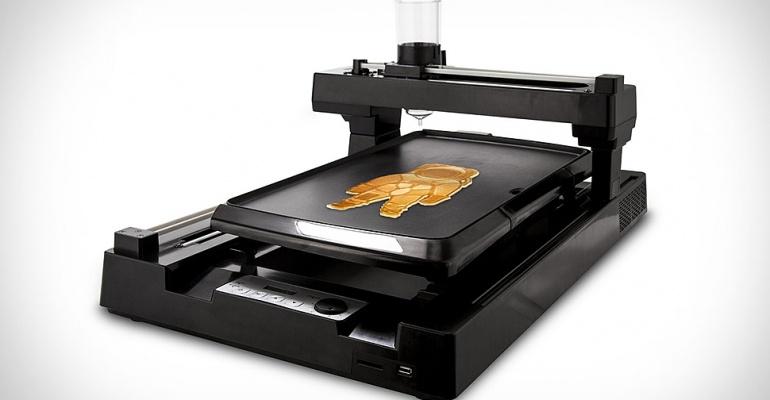 PancakeBot - czyli robot, który produkuje bajeczne naleśniki!