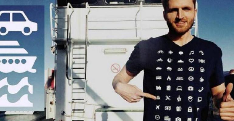 Nie znasz języka? Koszulka pomoże Ci się porozumieć