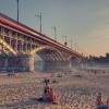 Majówka na warszawskiej plaży!