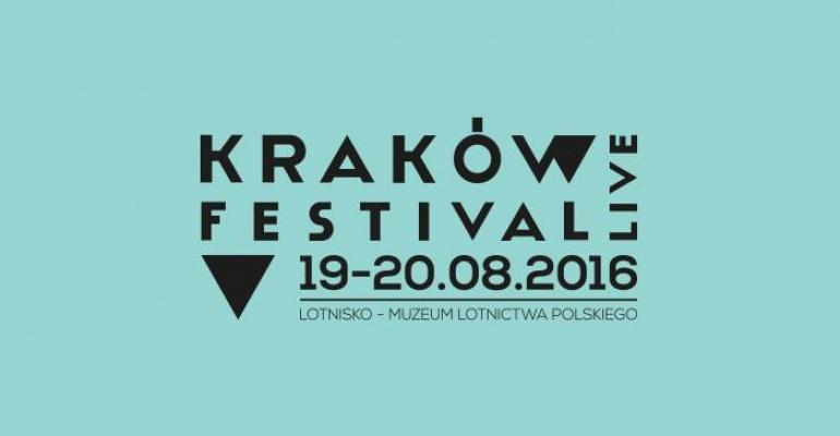 Kolejne ogłoszenia Kraków Live Festival!