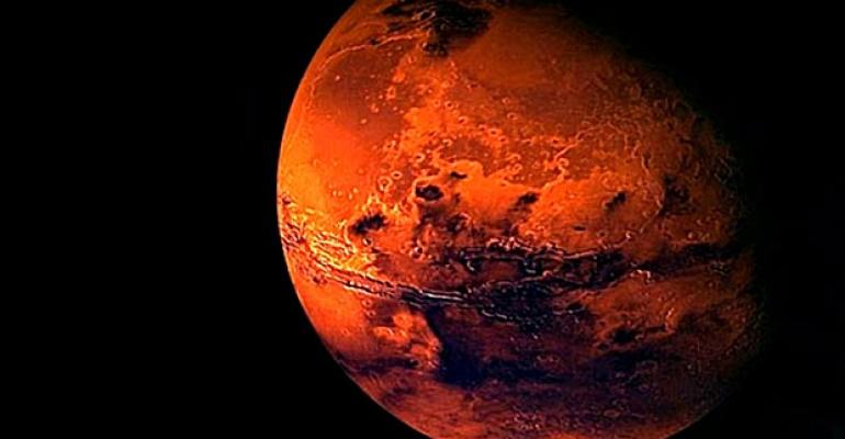 18 maja 2016 - najlepszy widok na Marsa już tej nocy!