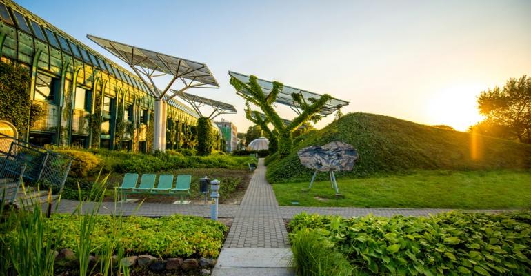 Nowoczesna zieleń w mieście – innowacyjność jest w cenie