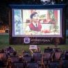 Francuskie kino letnie na leżaku