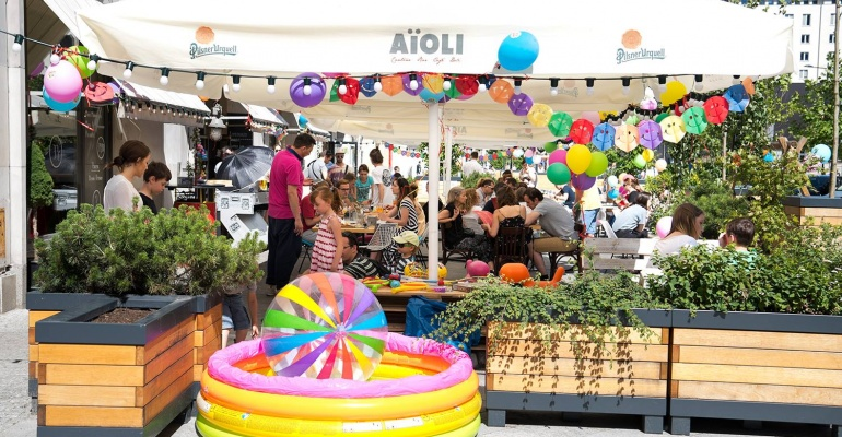 Projekt AIOLI Kids Summer