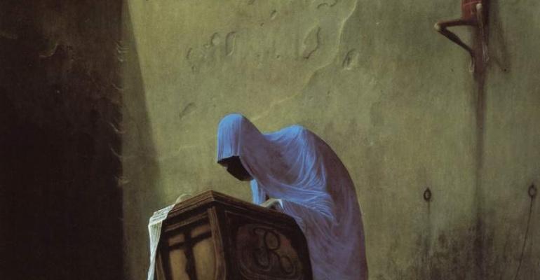 Podróż przez świat obrazów Zdzisława Beksińskiego