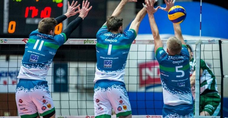 Wygraj bilety na mecz ONICO AZS Politechnika Warszawska vs. Espadon Szczecin