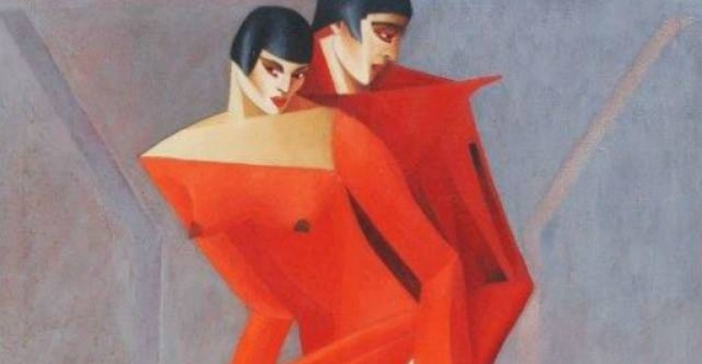 Agata Stomma. Tango i inne tematy. Malarstwo