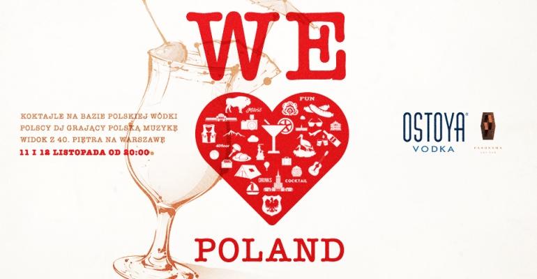 Polski weekend w Panorama Sky Bar