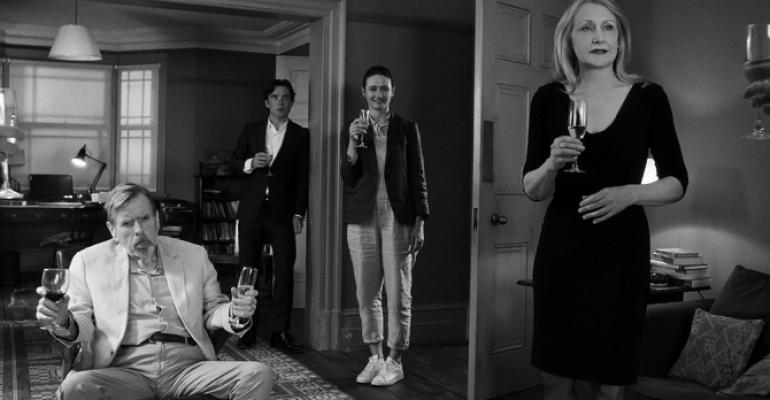 """""""PARTY"""" brytyjska czarna komedia w gwiazdorskiej obsadzie"""