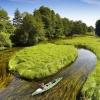Majówka trzech rzek – spływ kajakowy