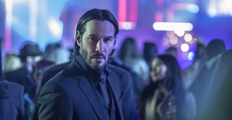 Keanu Reeves powraca jako były zawodowy zabójca
