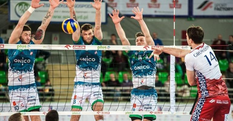 Wygraj bilety na mecz ONICO AZS Politechnika Warszawska - LOTOS Trefl Gdańsk