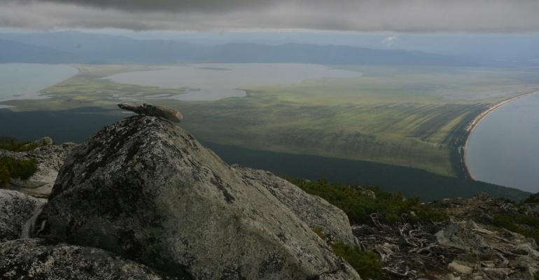 Syberia, Bajkał, Kolej Transsyberyjska