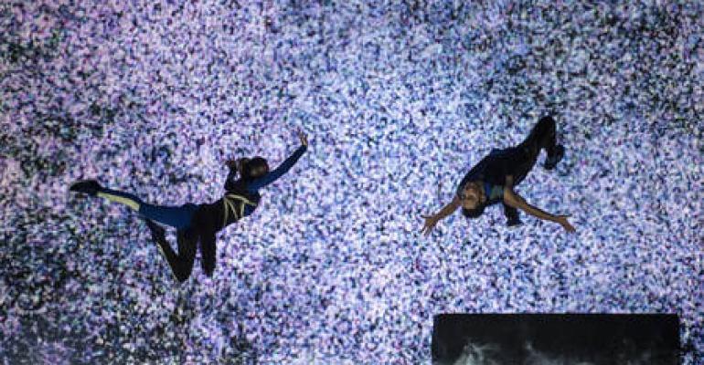 Zadziwiający spektakl taneczny po raz pierwszy w Polsce