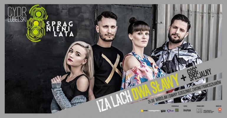 Spragnieni Lata 2017 koncert we Wrocławiu