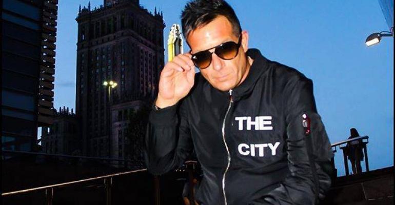 Rico Bernasconi wystąpi w Warszawie