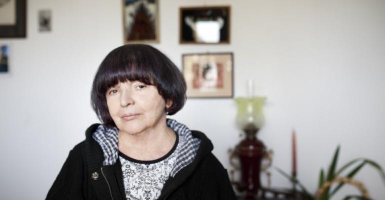 Spotkanie z Hanną Krall, tegorocznym Warszawskim Twórcą