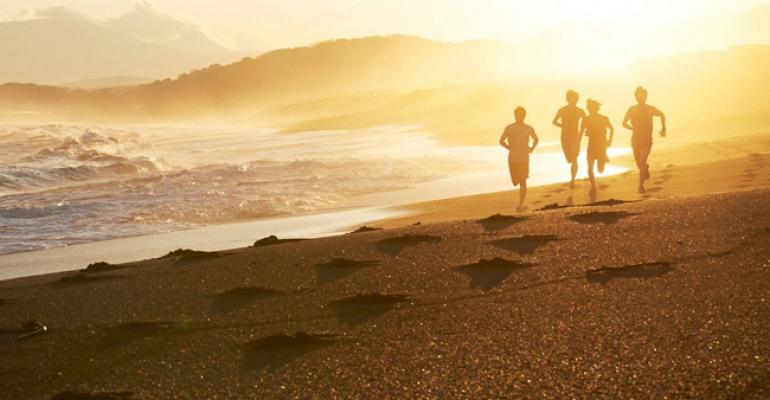 Wakacje od biegania? Wolne żarty