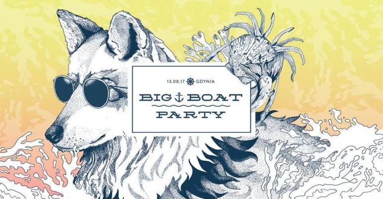 Big Boat Party 2017 rejs#2