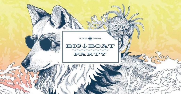 Big Boat Party 2017 rejs#2