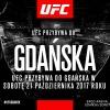 Bilety na galę UFC Gdańsk