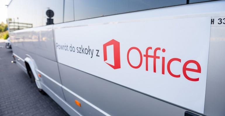 Microsoft wraca do szkoły