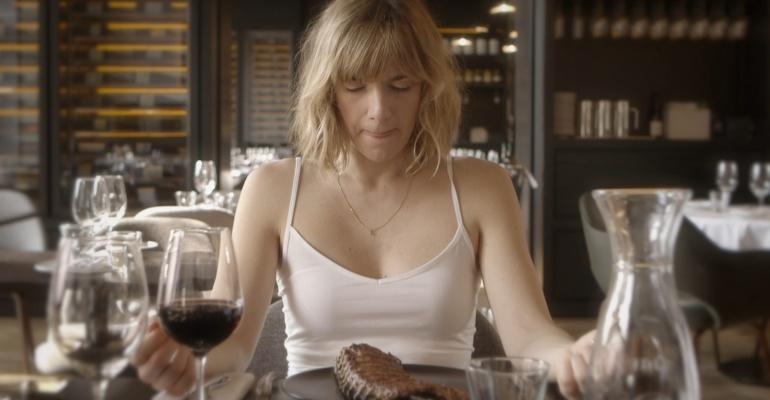 Głód mięsa: pokaz filmu, dyskusja, kolacja