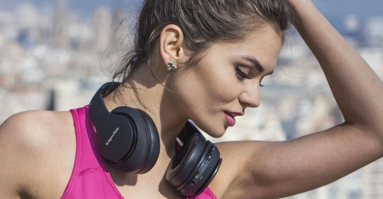 Nowe słuchawki od Kruger&Matz