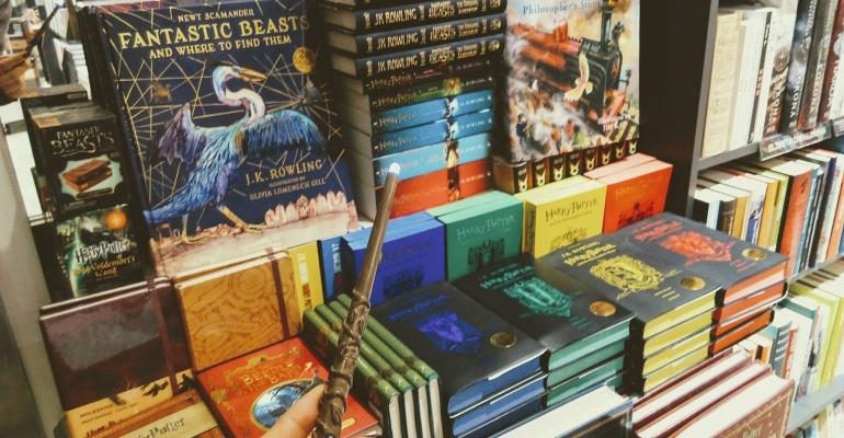 Dni Harry'ego Pottera w Księgarni Autorskiej!
