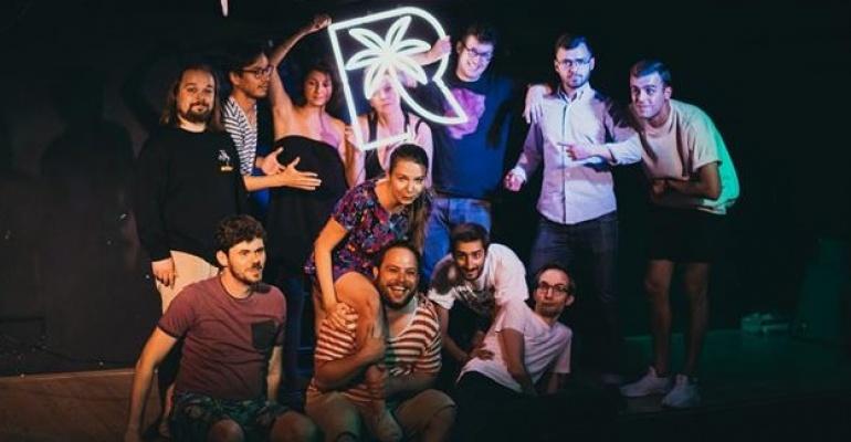 Resort Komedii – październikowy rozkład