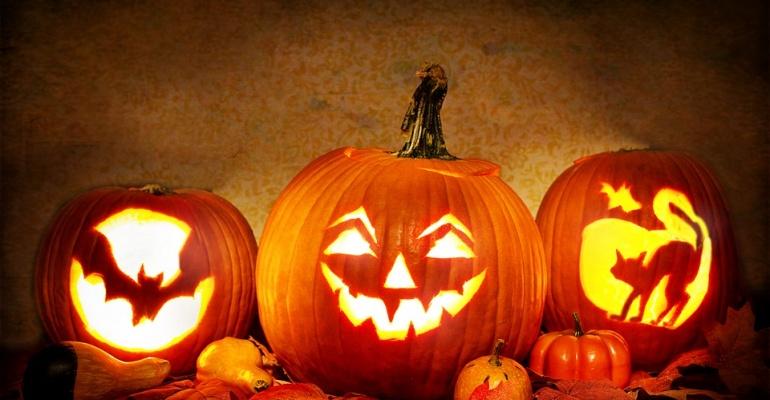 Zbliża się Halloween! Co robić w weekend 26-28.10?