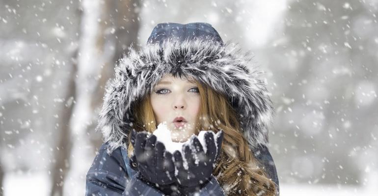 Jak chronić skórę zimą?