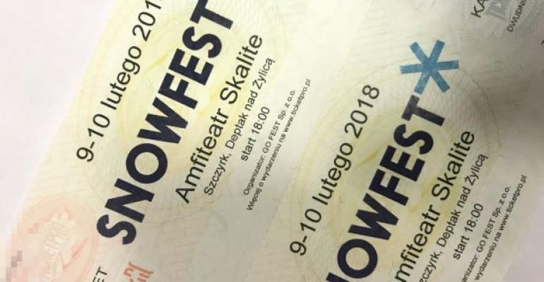 Wygraj bilet na SnowFest Festival w ten weekend