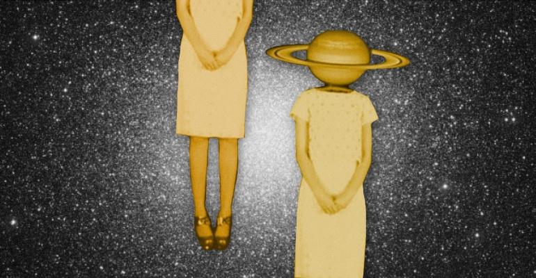 Źle sprawowałam się wczoraj w kosmosie: kobiecy open mike, vol.3