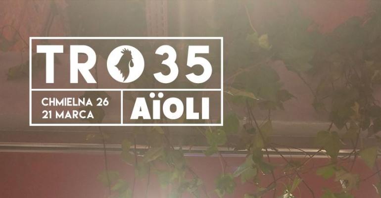 Technoranek vol.35 już jutro w AïOLI na Chmielnej