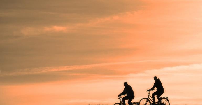 Najfajniejsze ścieżki rowerowe w mieście