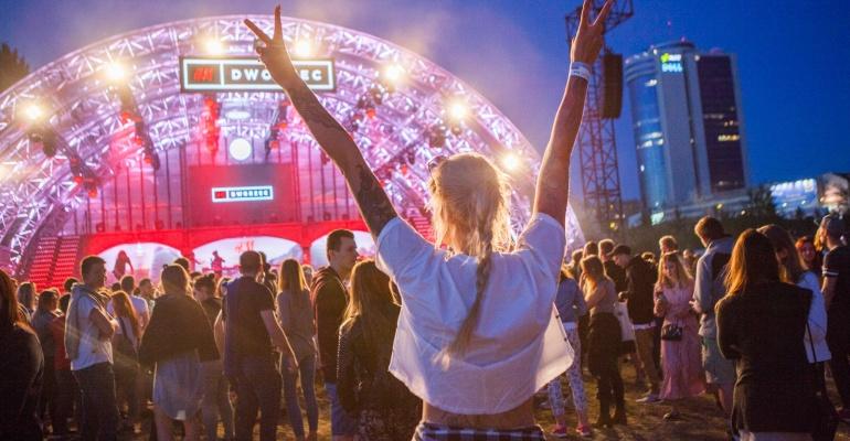 H&M MUSIC Ponownie w Warszawie!