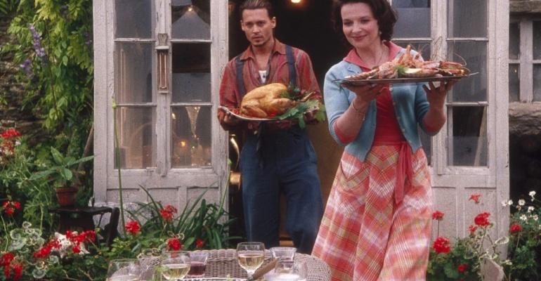 Najsmaczniejsze pozycje filmowe związane z jedzeniem