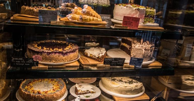 Tofurnik i brownie z czerwonej fasoli, czyli najlepsze wegańskie desery – Trójmiasto